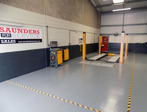 Our MOT bay is now open!