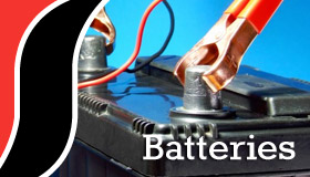 Car battery replacement Chester