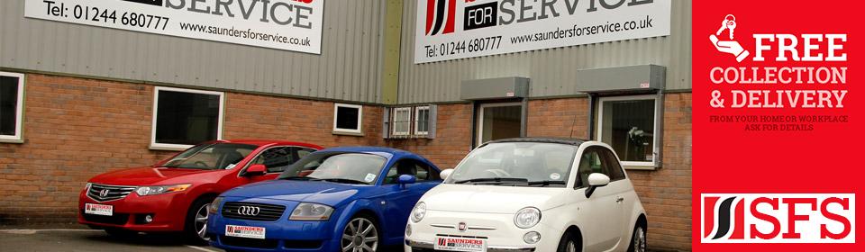 Chester Car Service Saltney